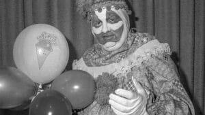 John Wayne Gacy, the killer clown who had a cemetery in his house