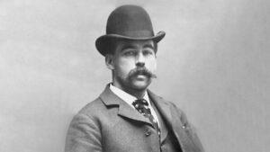 Read more about the article H. H. Holmes, construiu um castelo só para matar pessoas
