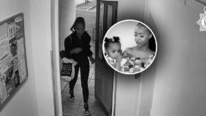 Verphy Kudi, the mother who abandoned her baby for 6 days